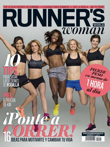 Motorpress-Rodale lanza Runner's World Woman