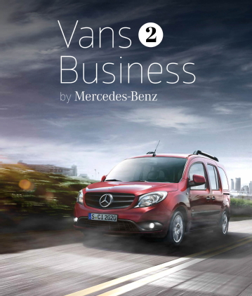 Premio 'Van 2 Business' de Mercedes-Benz