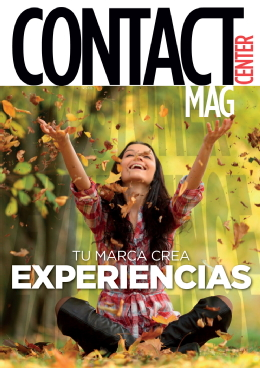 Editorial Peldaño publica Contact Center