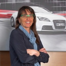 Audi refuerza su organización de marketing en España