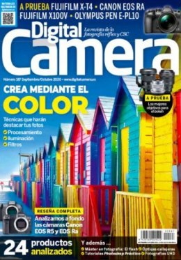 Adiós a la revista Digital Camera