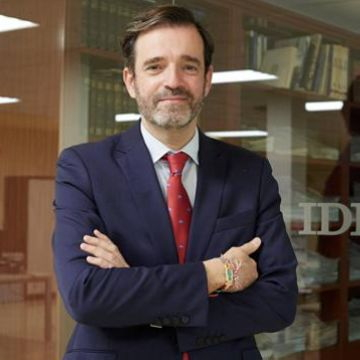 Antonio González García, director general de Ideal
